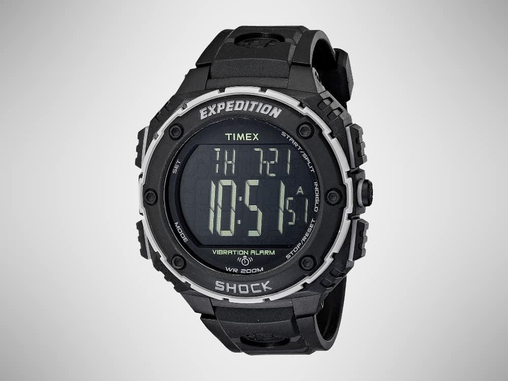 Timex Expedition Shock XL – digital watch