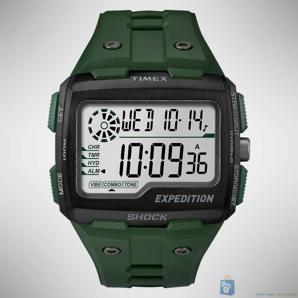 Timex Expedition WS4 – digital watch