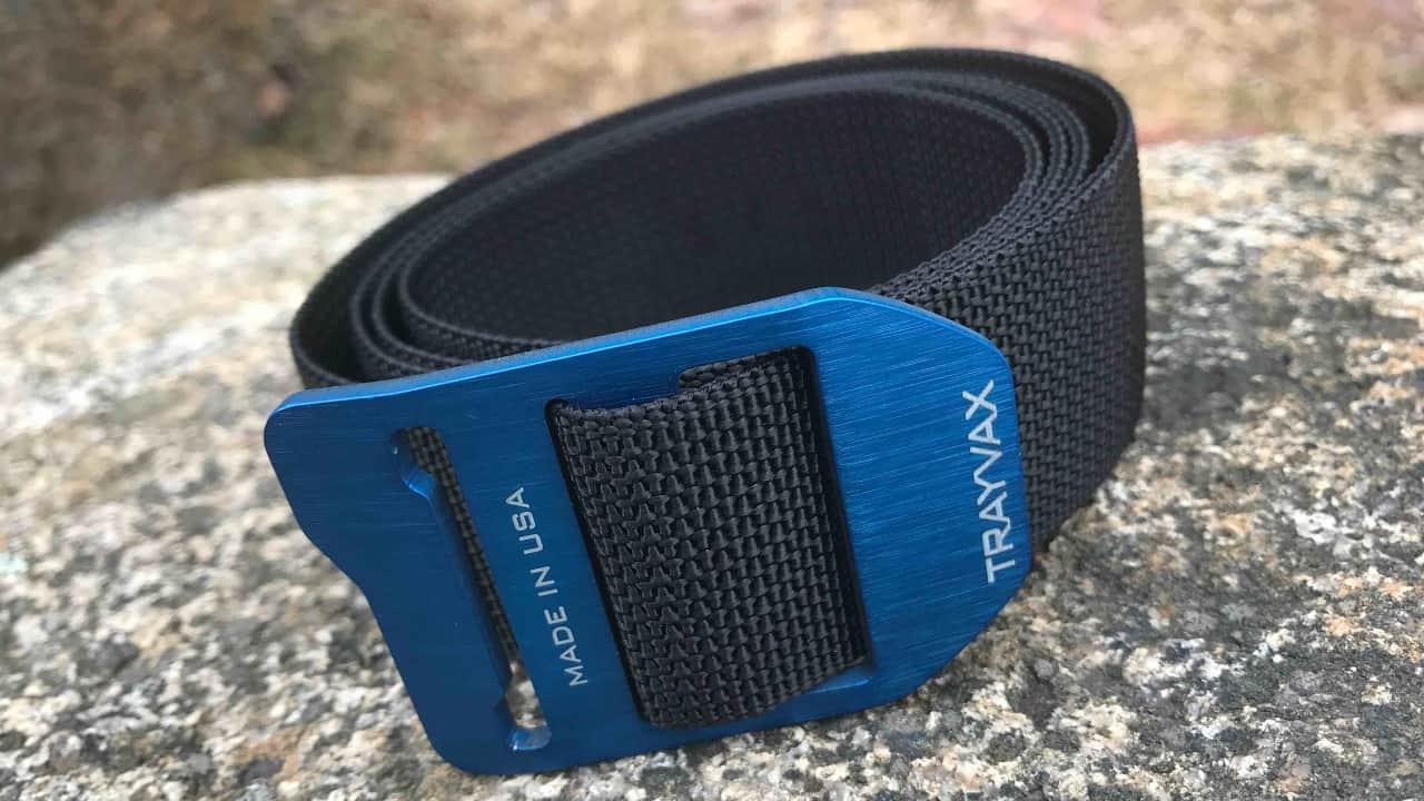 Trayvax Cinch – edc belt