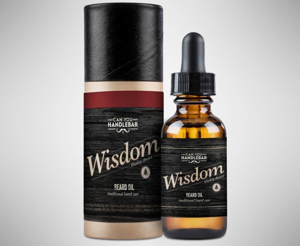 Wisdom – beard oil