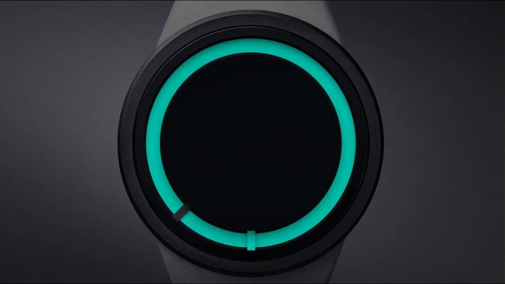 Ziiiro Eclipse – digital watch