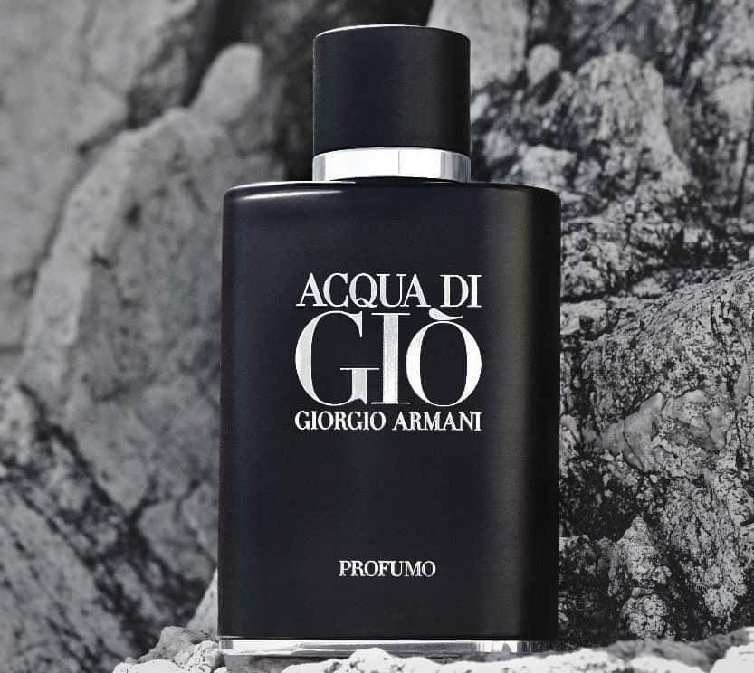 Acqua di Gio – mens fragrance