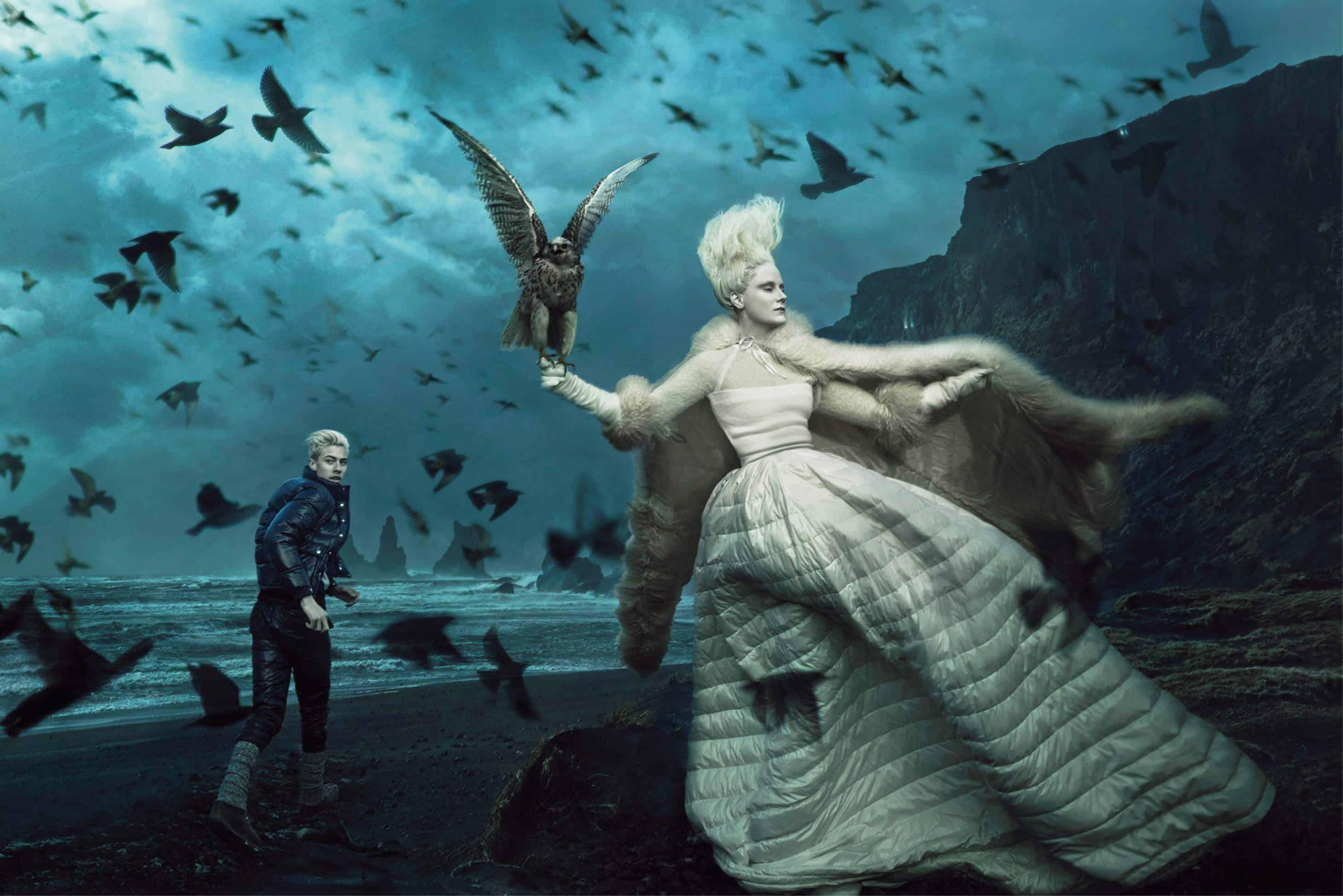 Annie Leibovitz – famous photographer