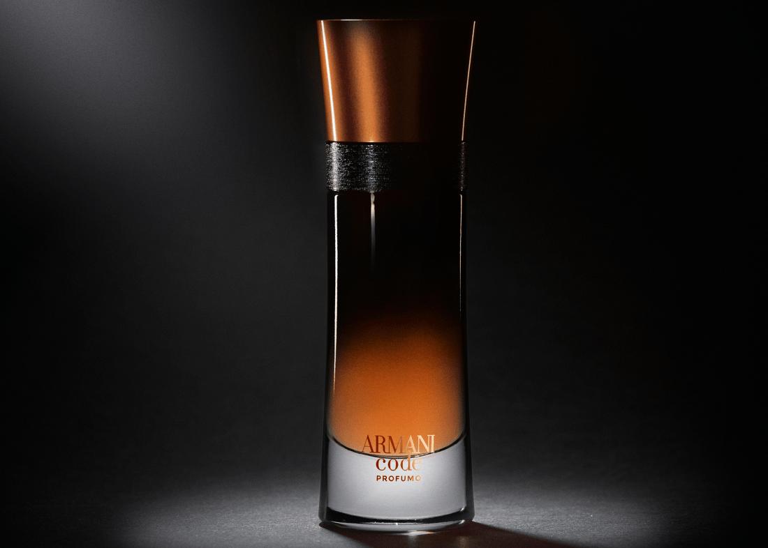 Armani Code – mens fragrance