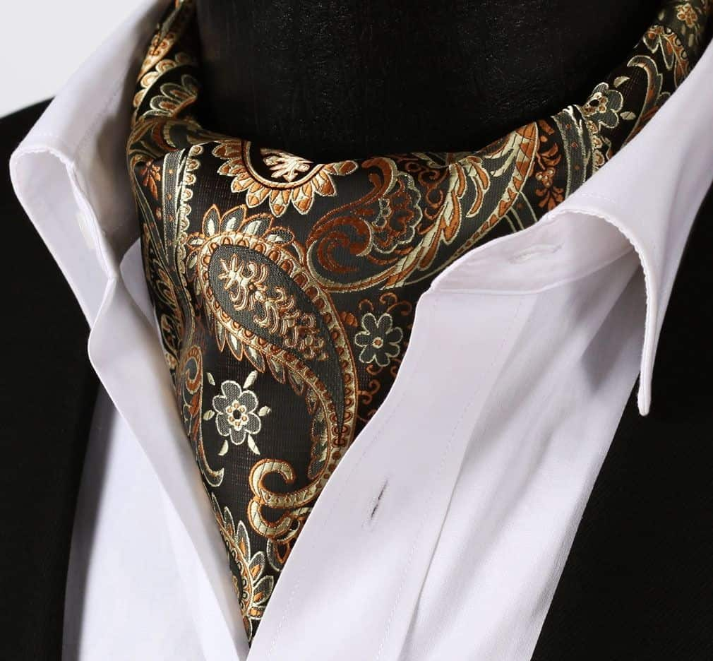 Ascot Material – wear a cravat