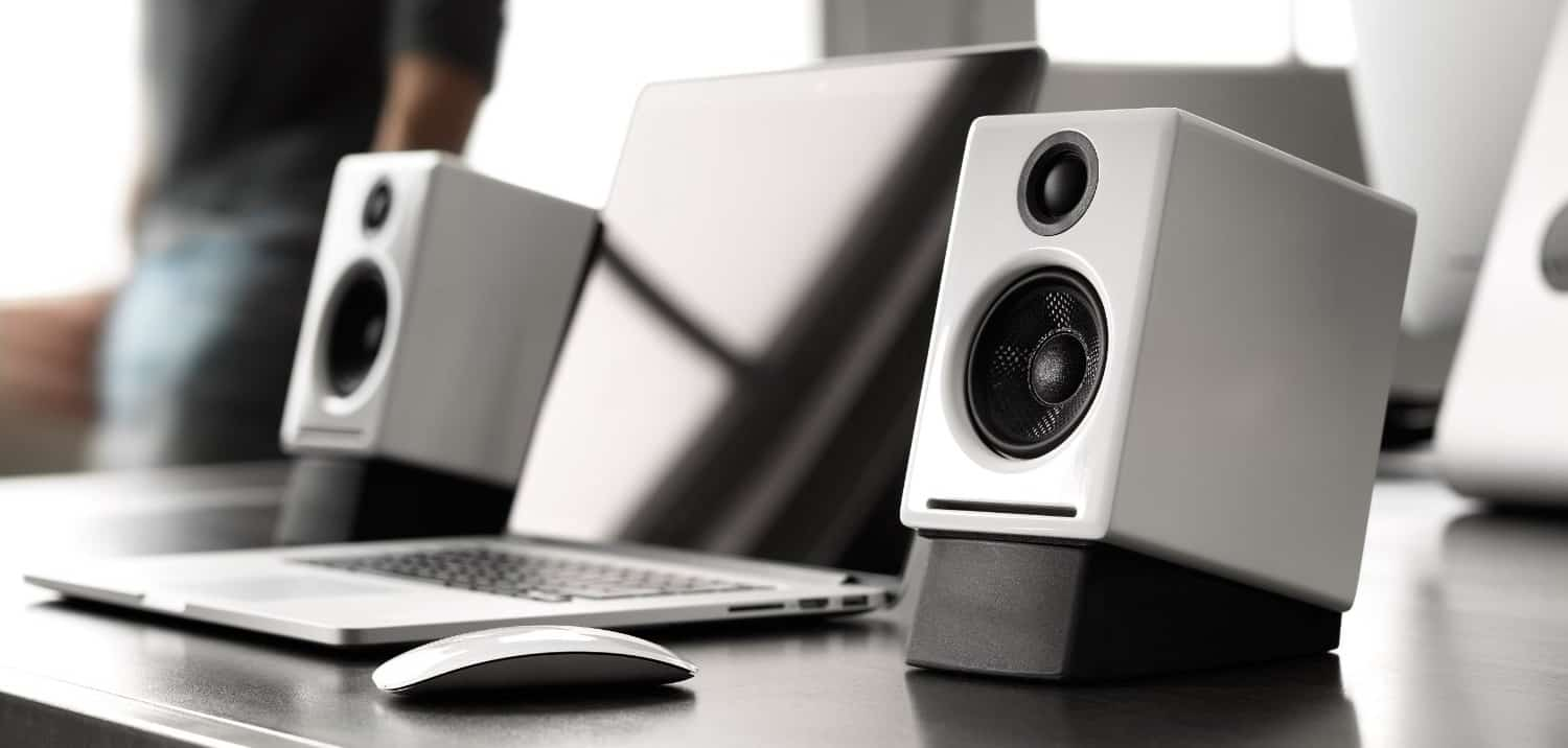 Audioengine A2+ – desktop speakers under $500