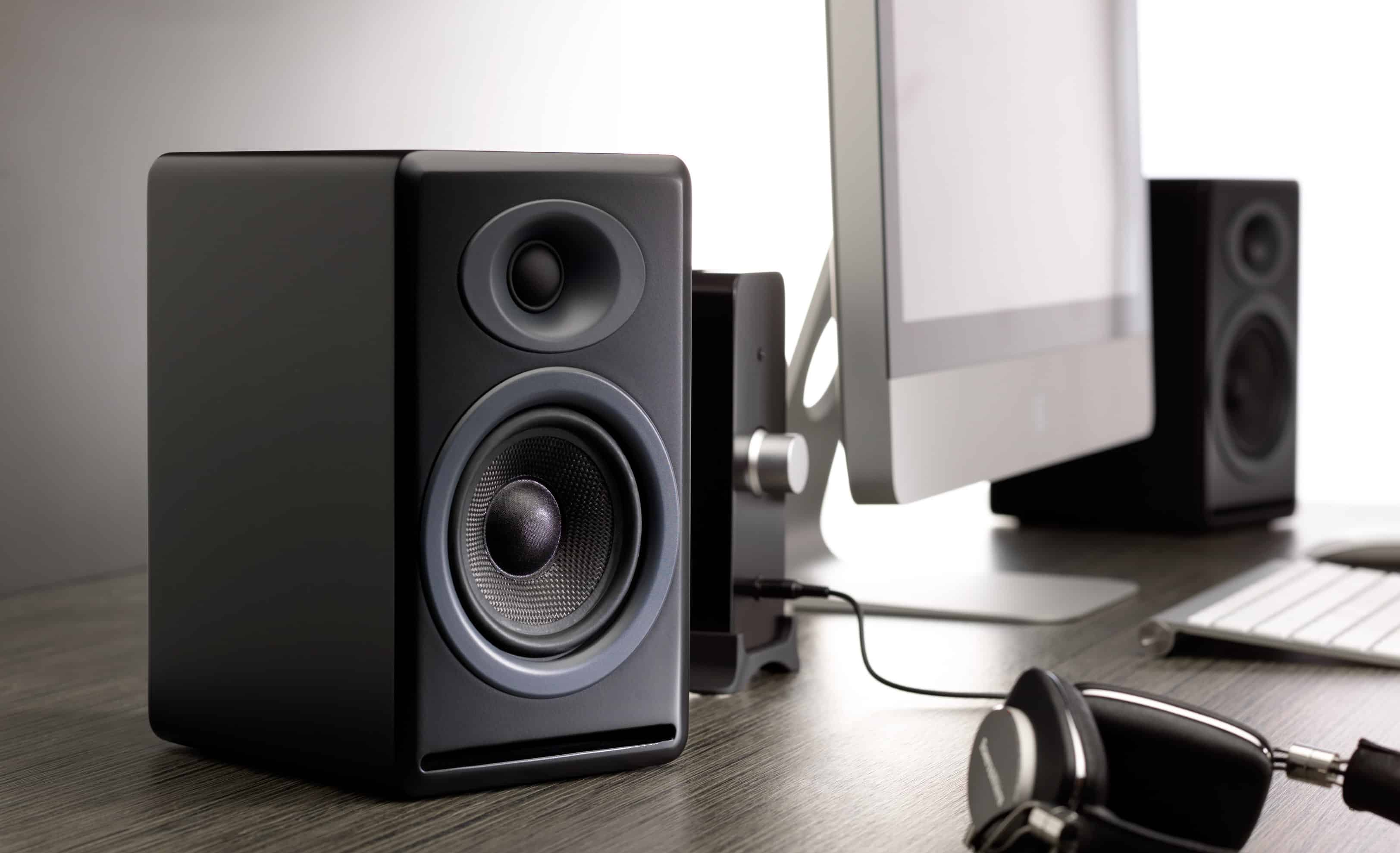 Audioengine P4 – bookshelf speakers