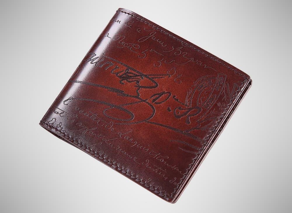 Berluti – mens wallet brand