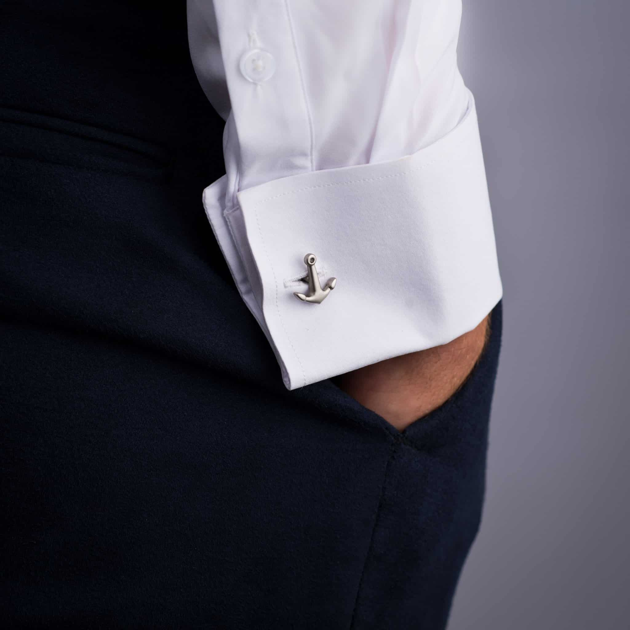 Careful With The Cuffs – oxford cloth button down