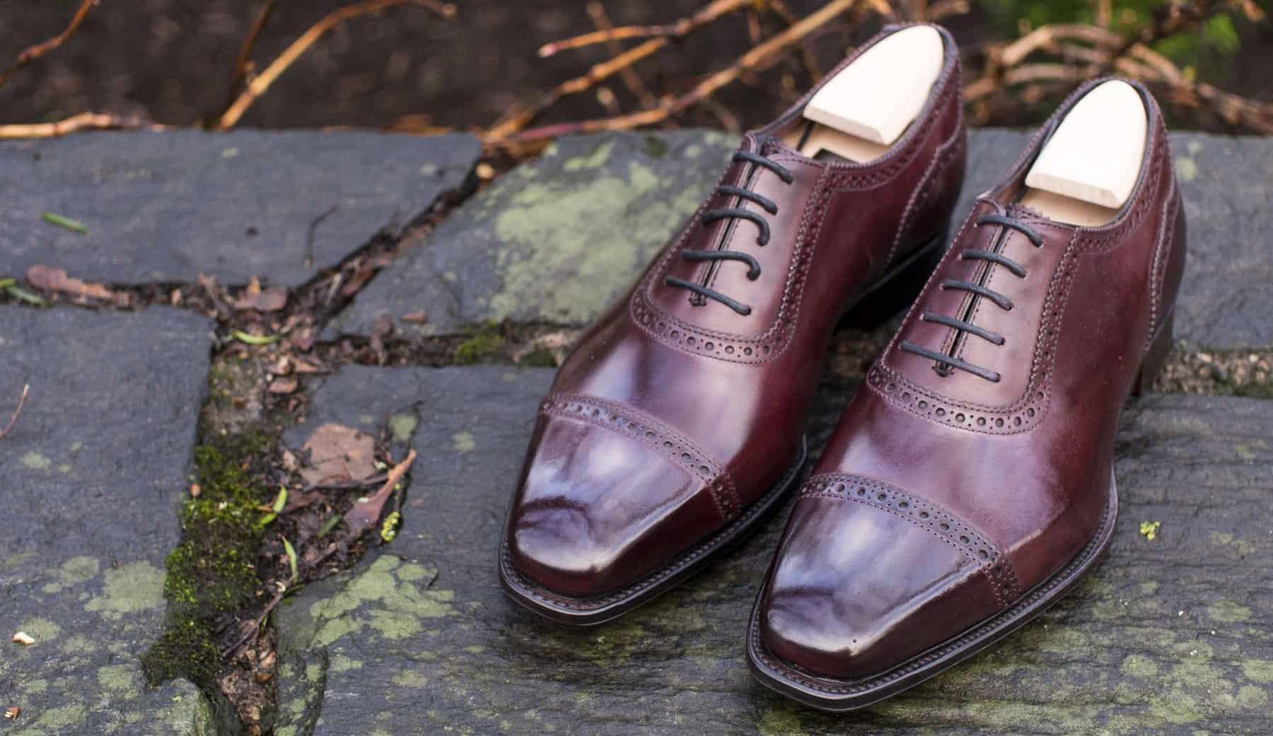 Color Exceptions – oxford shoe