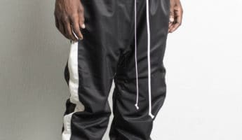 Daniel Patrick Parachute Track Pant jogger 345x200 Maximize Your Look in Style with the 15 Best Jogger Pants