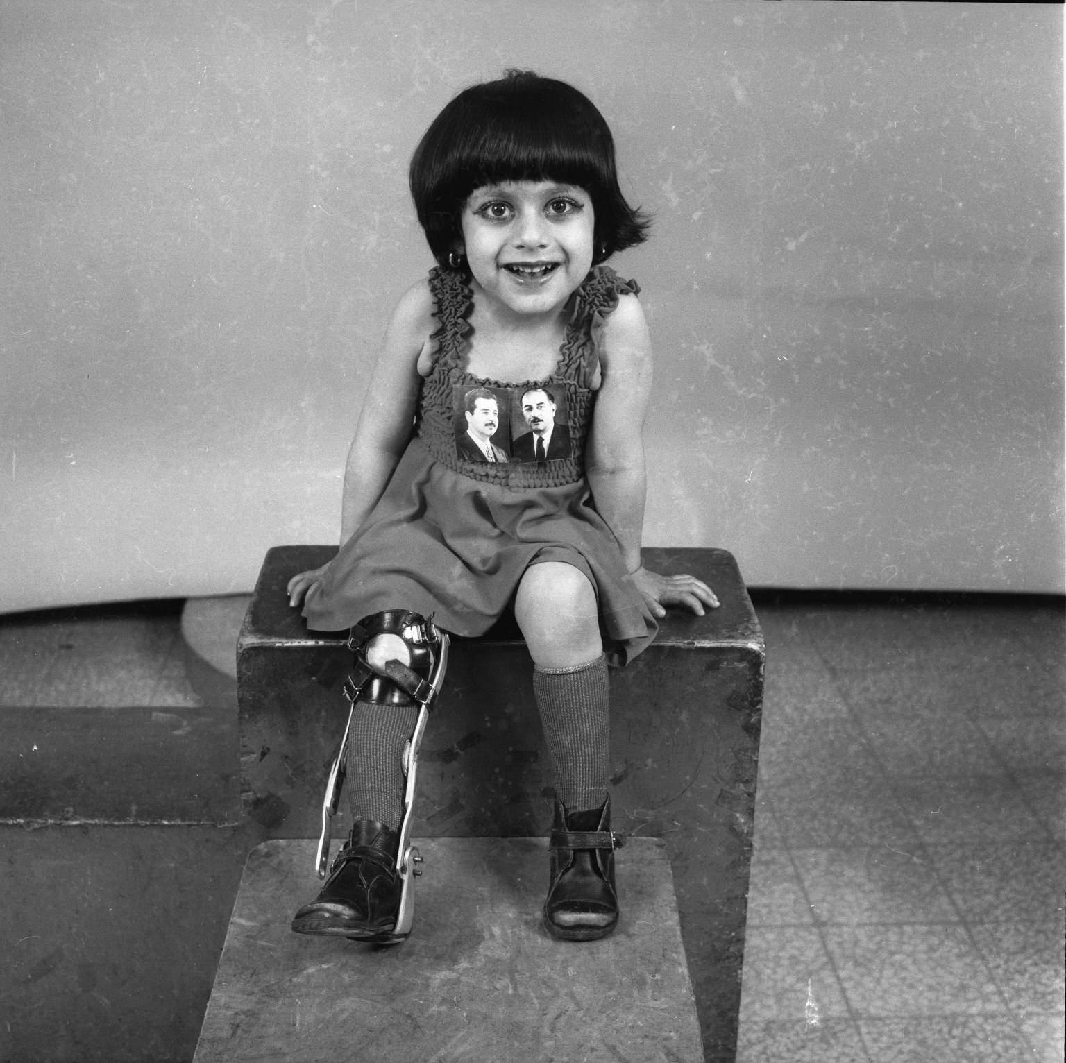 Anonymous. Studio Shehrazade, Saida, Lebanon, 1980-82. Hashem el Madani 2007 by Akram Zaatari born 1966