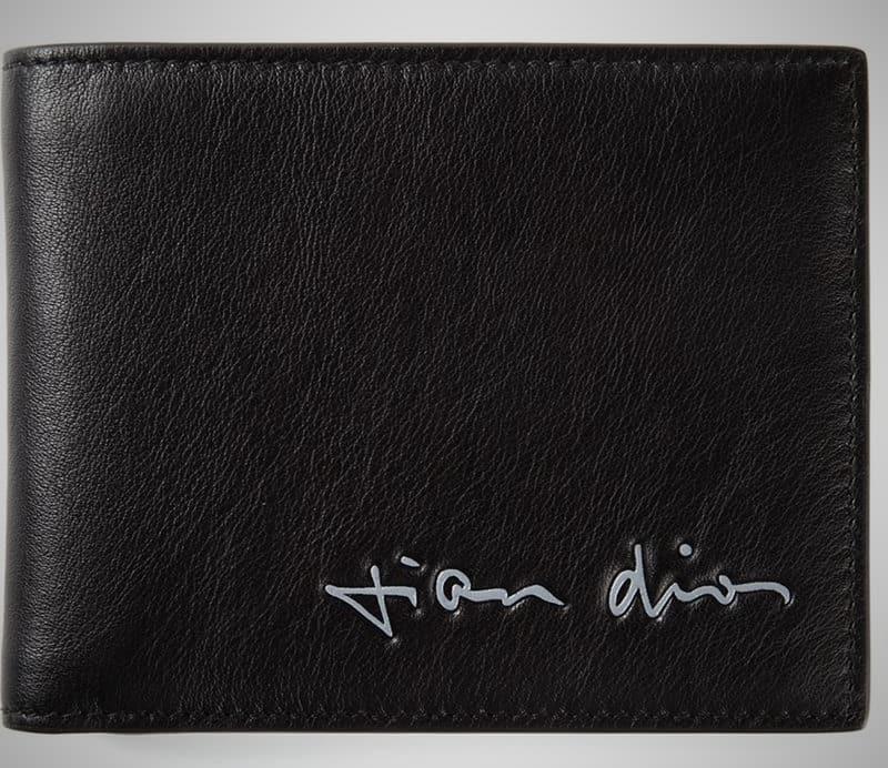 Dior Homme – mens wallet brand