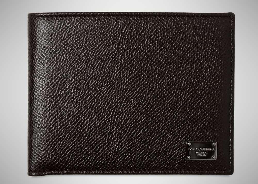 Dolce & Gabbana – mens wallet brand
