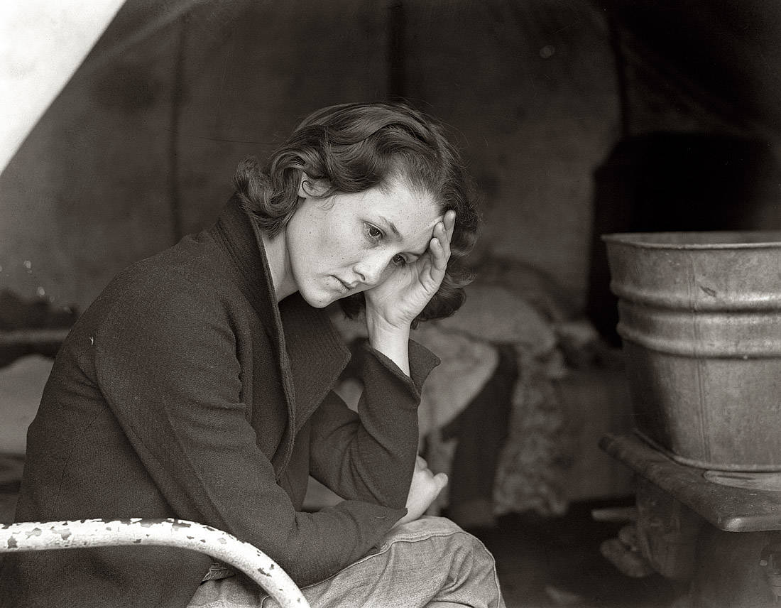 Dorothea Lange – famous photographer