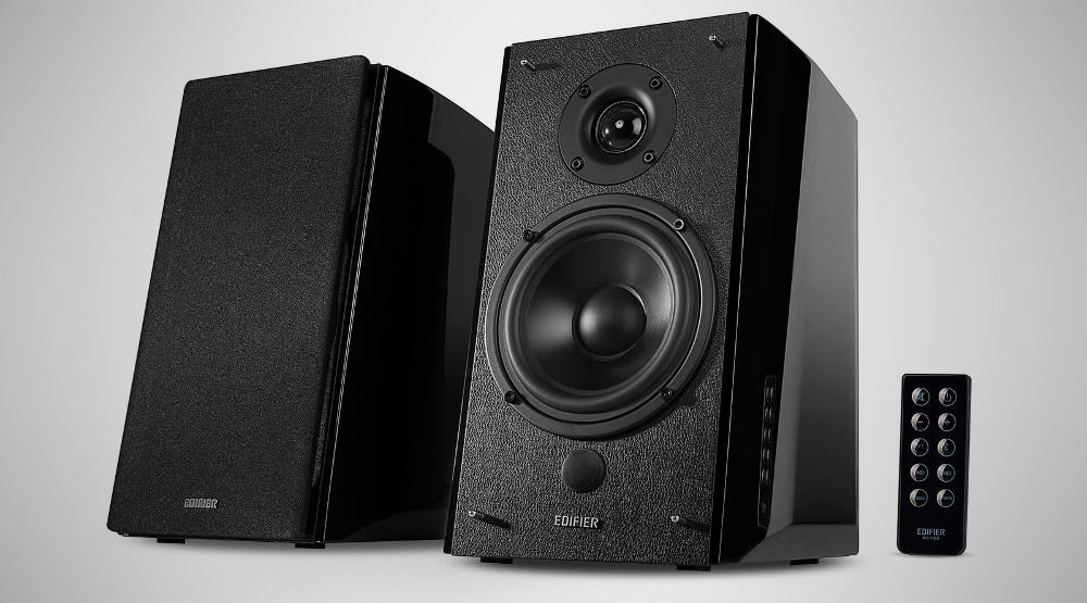 Edifier R2000DB – desktop speakers under $500