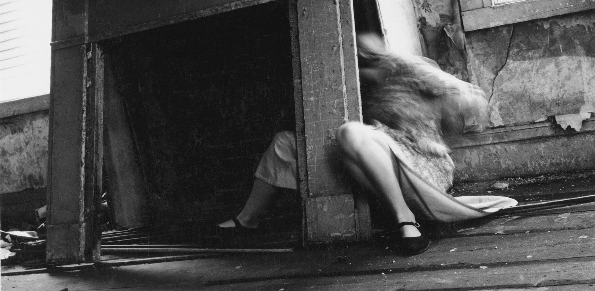 Francesca Woodman – famous photographer
