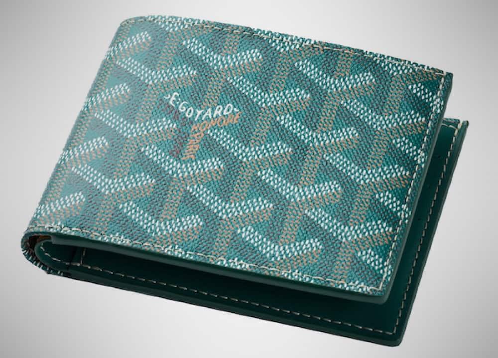 Goyard – mens wallet brand