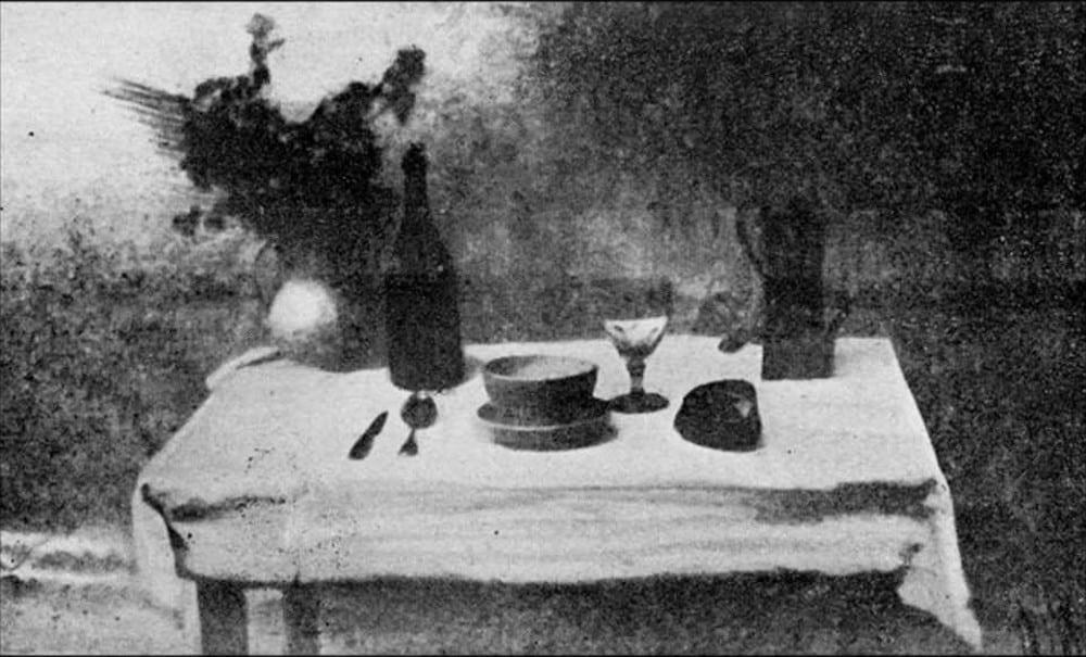 Joseph Nicéphore Niépce – famous photographer