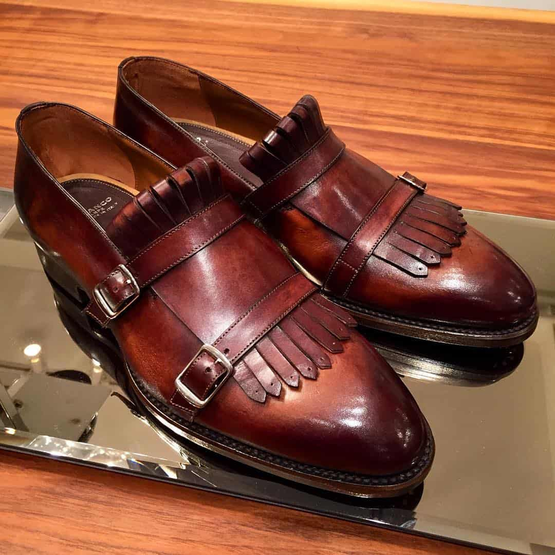 Kiltie – oxford shoe