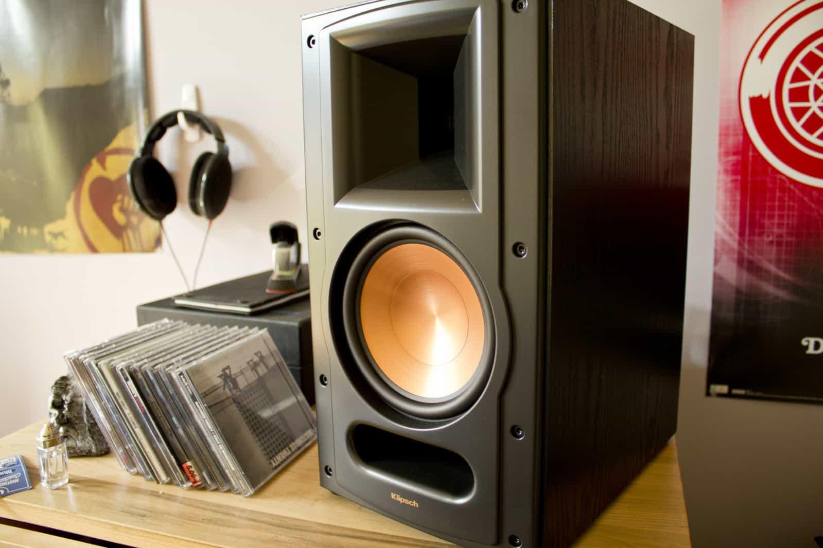 Klipsch RB-61 II – bookshelf speakers