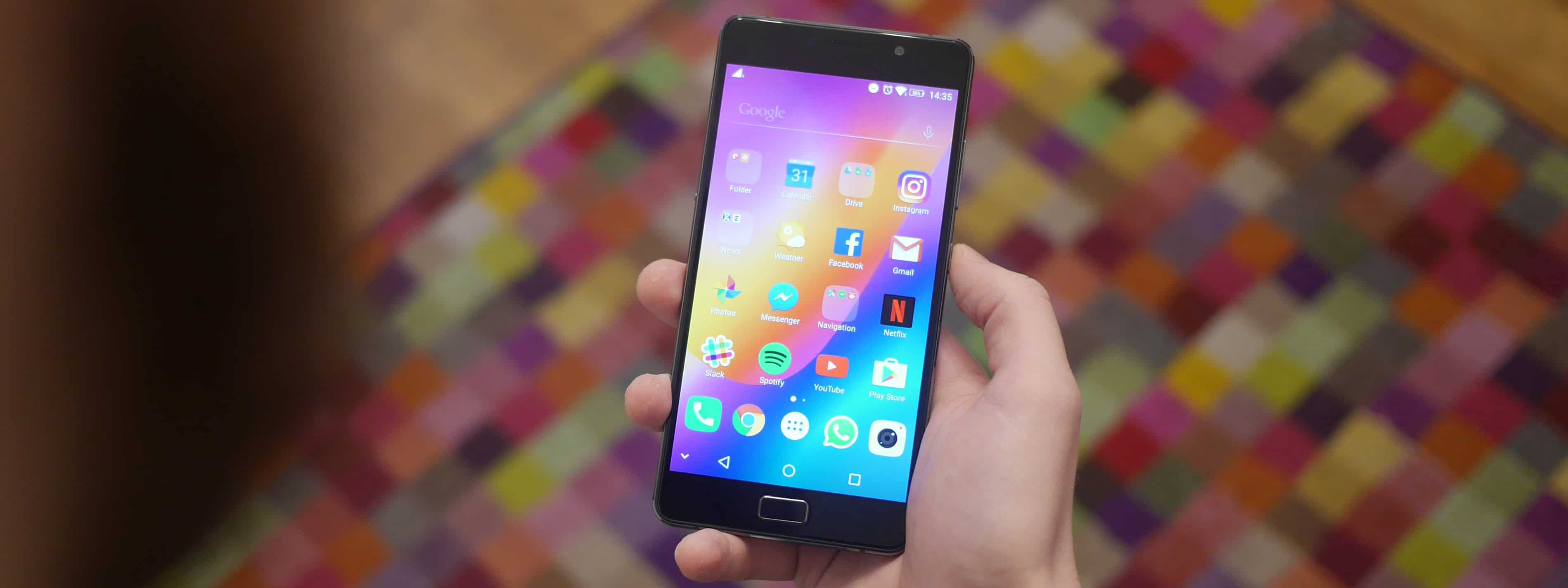 Lenovo P2 – cheap cell phone