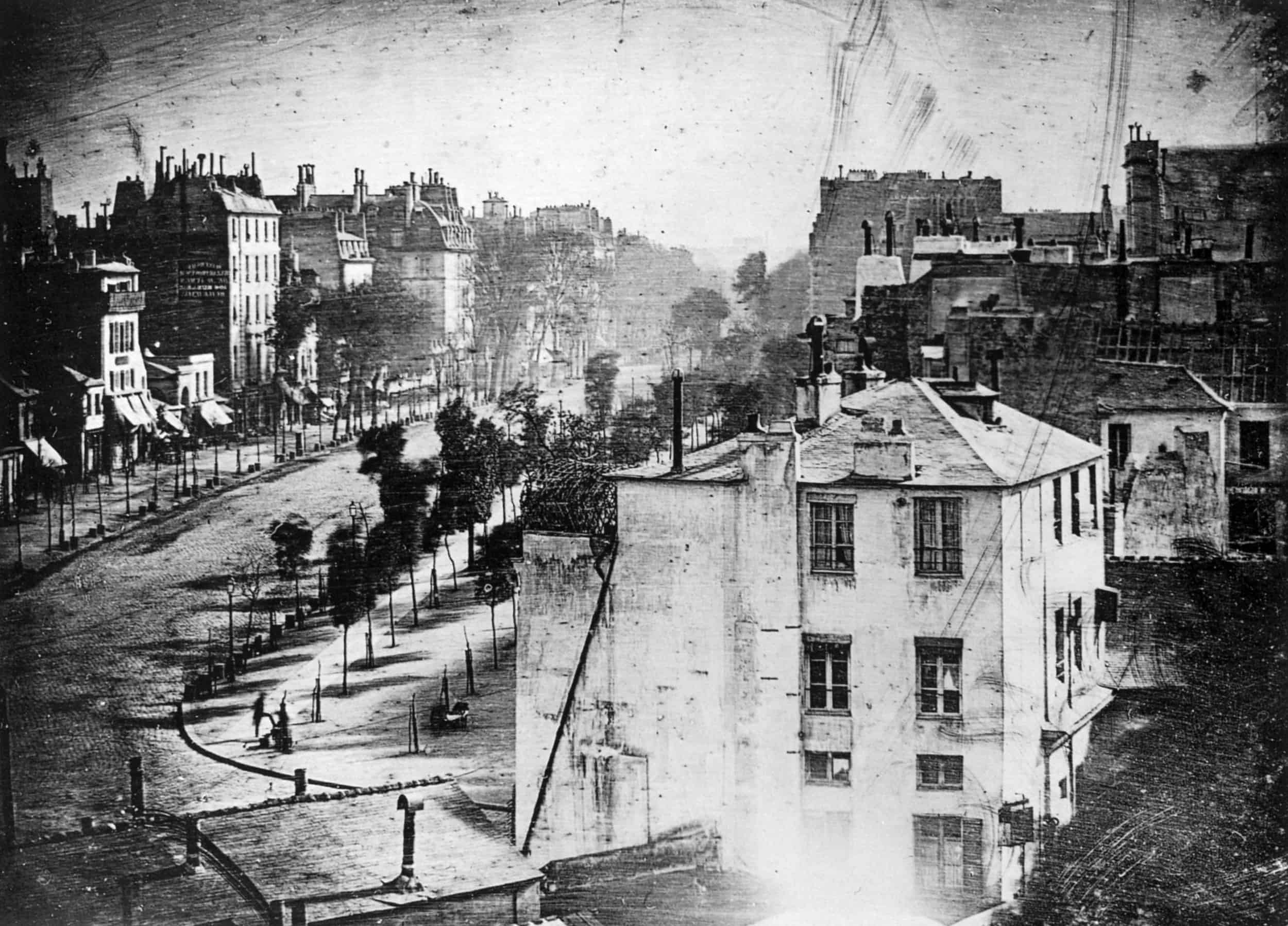 Louis-Jacques-Mande Daguerre – famous photographer