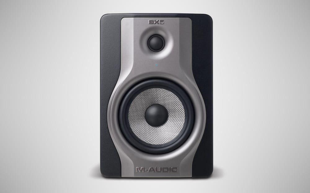 M-Audio BX5 Carbon – desktop speakers under $500