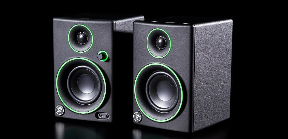 Mackie CR3 – desktop speakers under $500