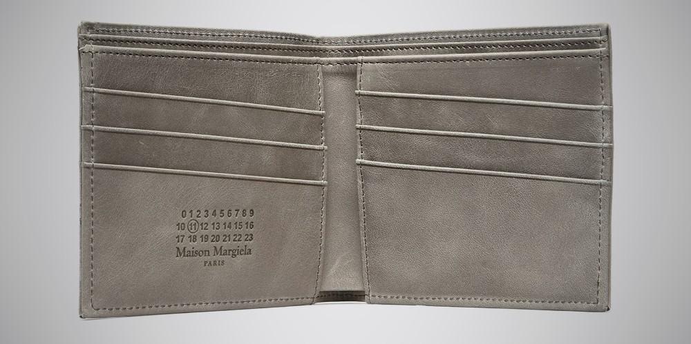 Maison Margiela – mens wallet brand