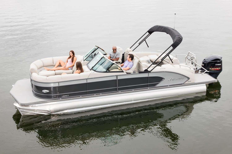 Manitou 23 Legacy SHP – pontoon boat