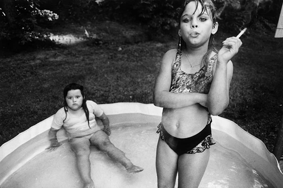 Mary Ellen Mark – famous photographer