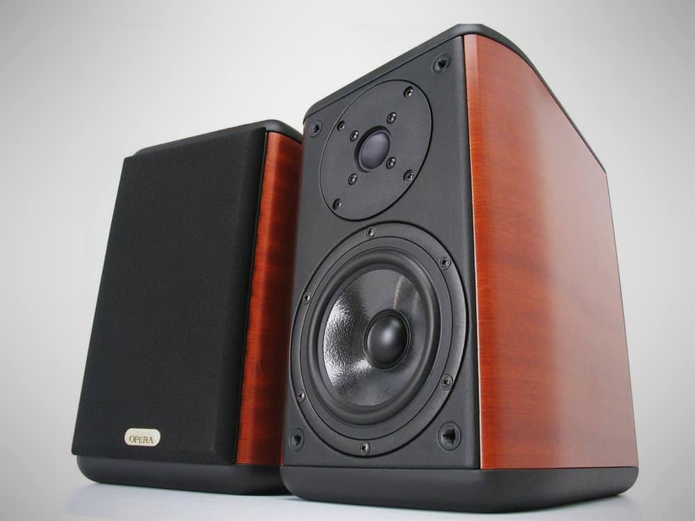 Opera Mezza – bookshelf speakers