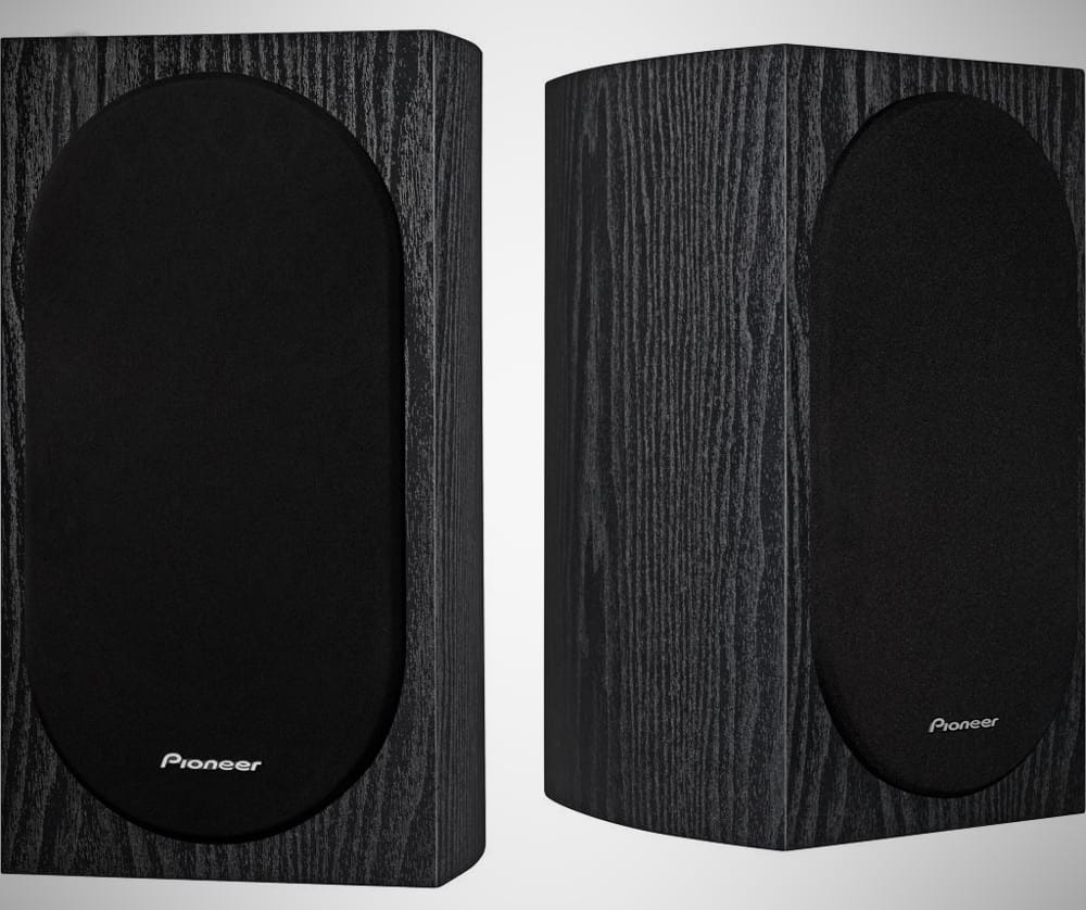 Pioneer SP-BS22-LR – bookshelf speakers
