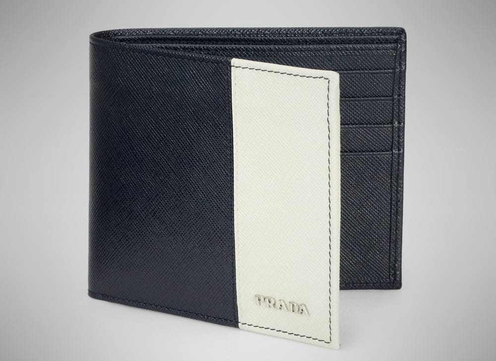 Prada – mens wallet brand
