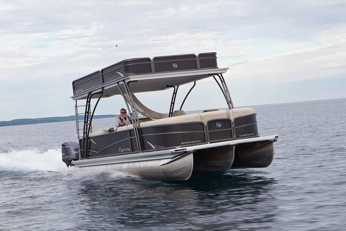 Premier Sunsation 270 – pontoon boat