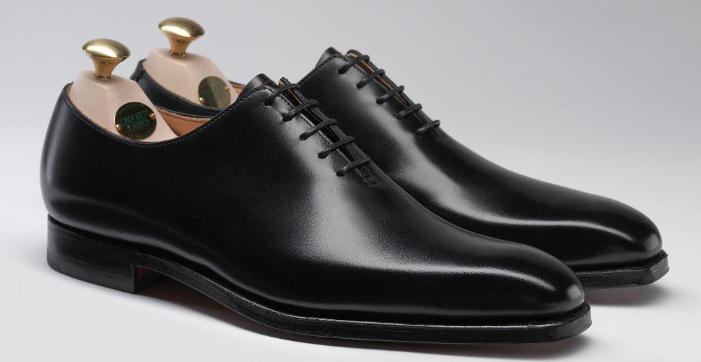 Seamless Oxford Shoe