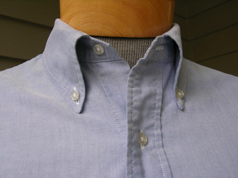 Selecting an OCBD – oxford cloth button down