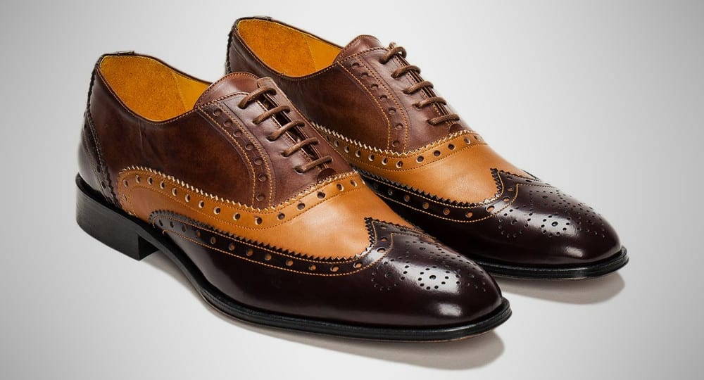 Style Variations – oxford shoe