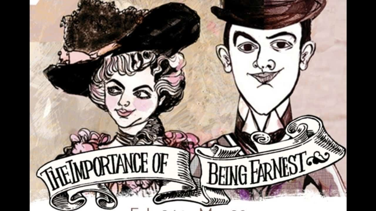 The Importance of Being Earnest by Oscar Wilde – play