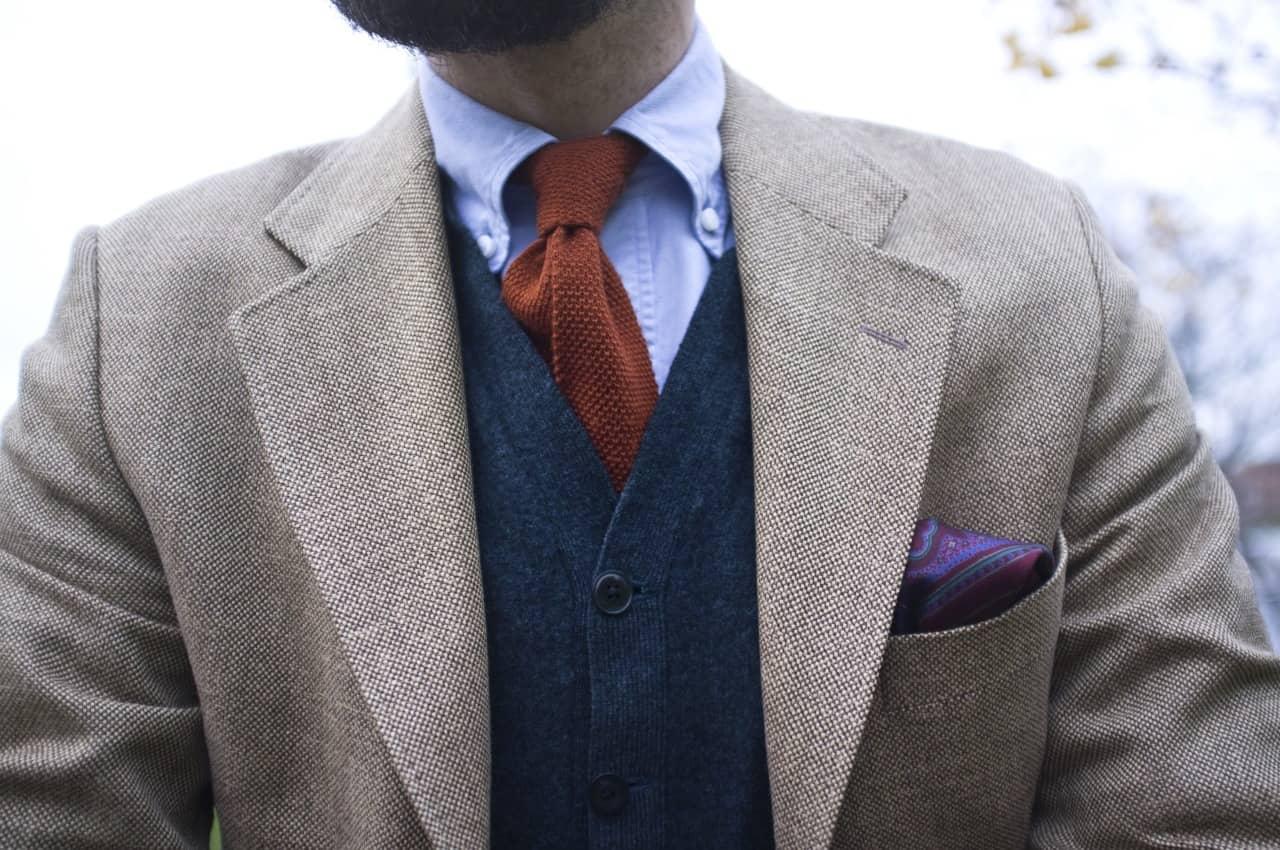 Tieless OCBD – oxford cloth button down
