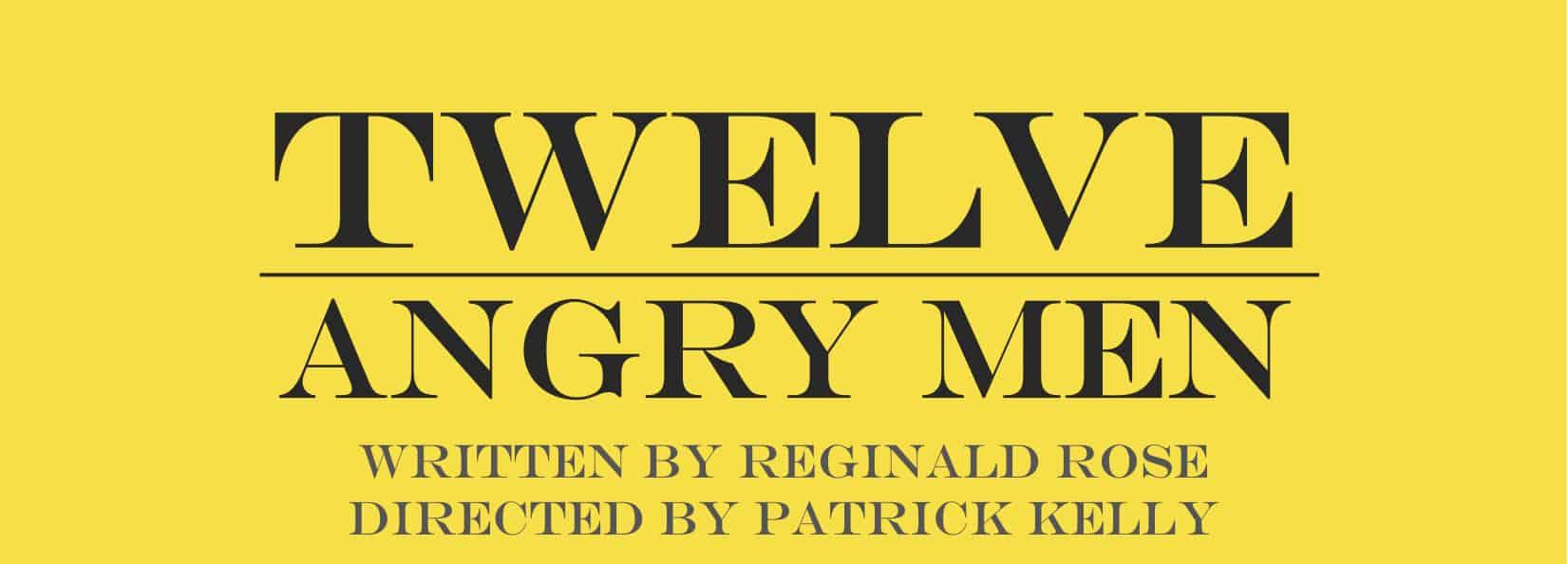 Twelve Angry Men by Reginald Rose – play