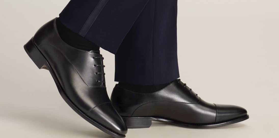 The Gentleman's Guide to Wearing Oxford Shoes