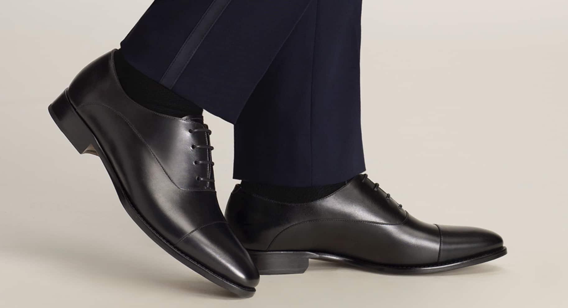 When to Wear Oxford Shoe