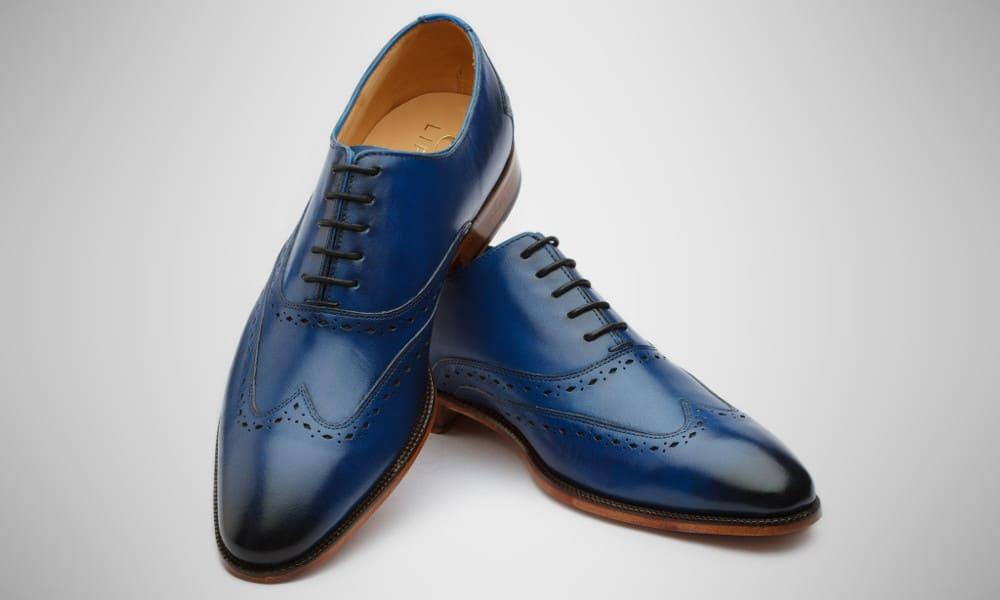 Wingtip Oxford Shoe