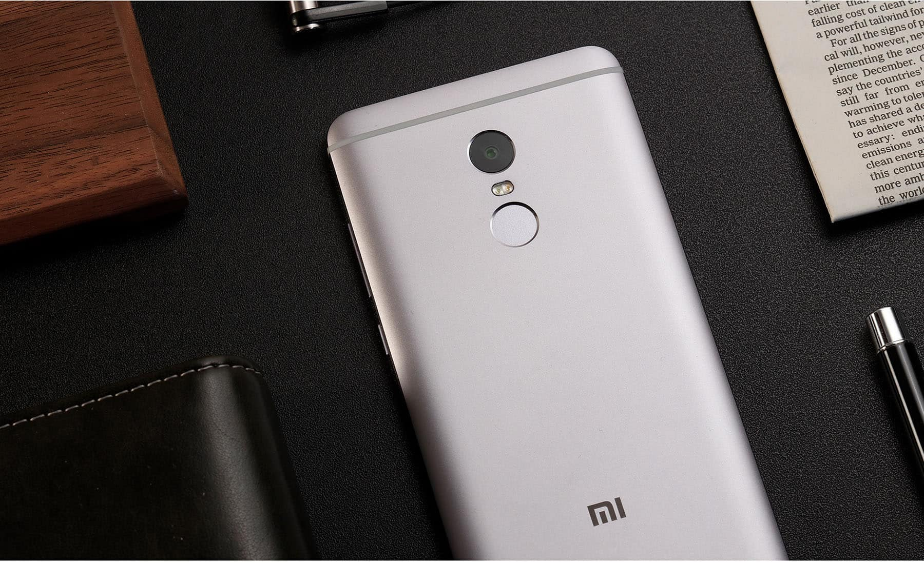 Xiaomi Redmi Note 4 – cheap cell phone