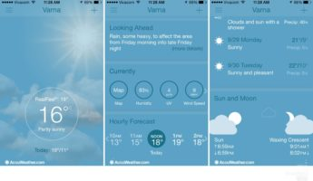 In The Cloud: The 14 Best Weather Apps For Your Phone
