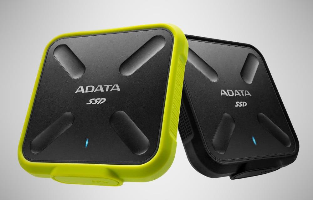 Adata SD700 – external hard drive