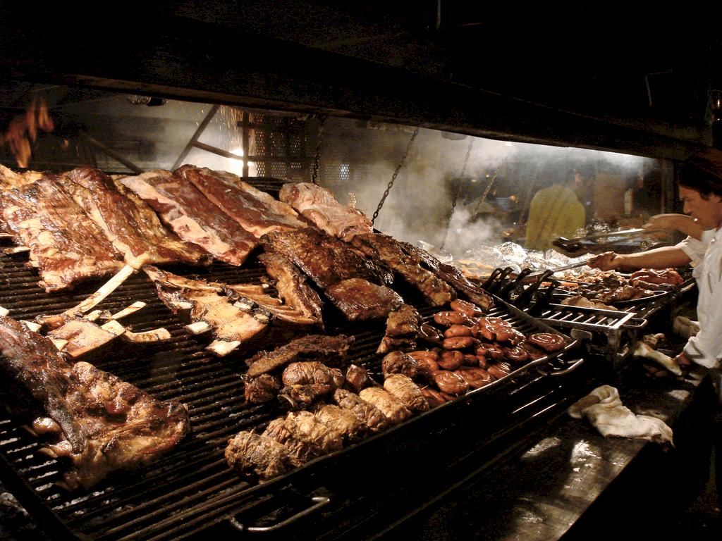 Asado – type of BBQ