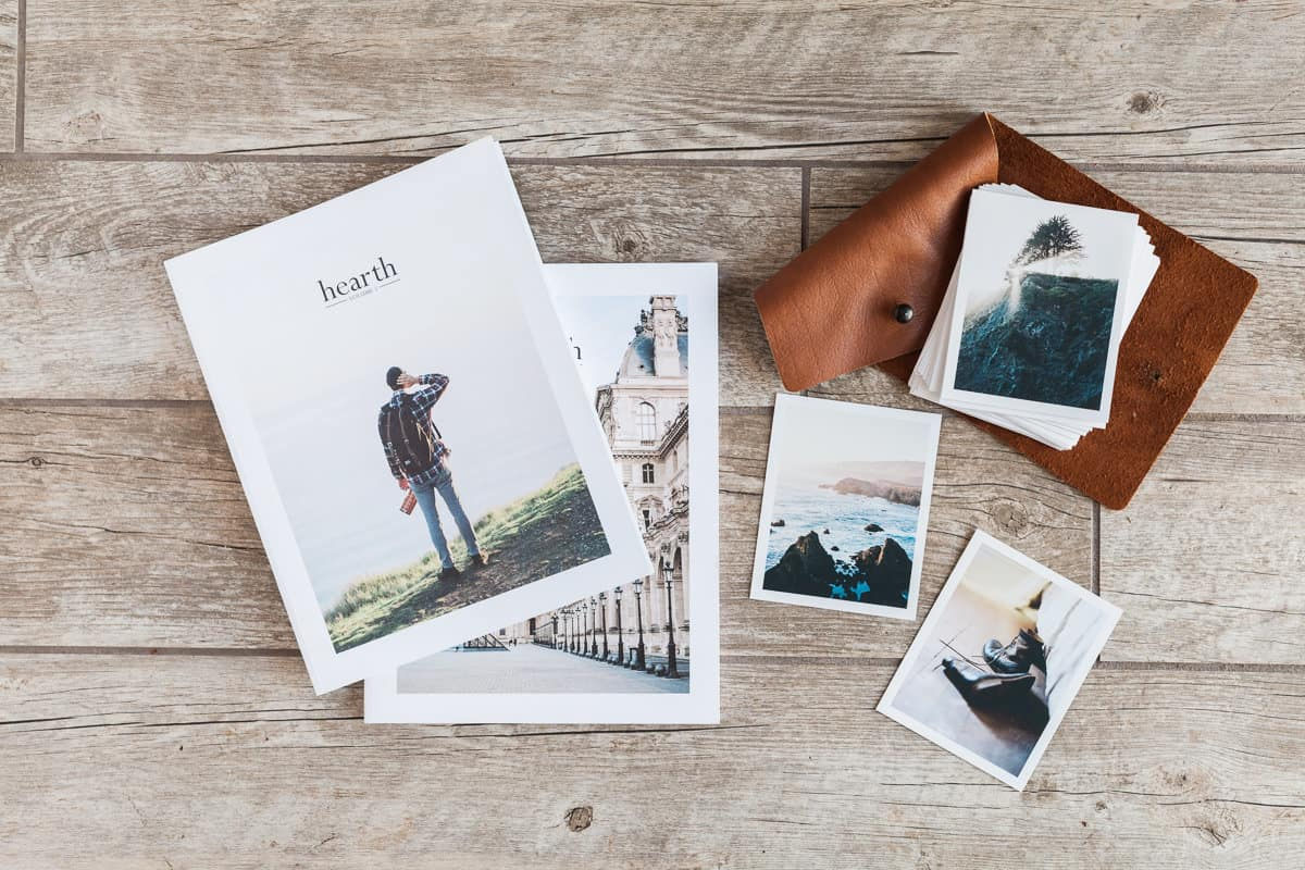 Authentic Photography – graphic design trend